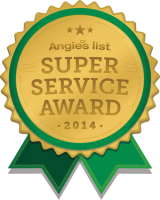 Angie's Service Award