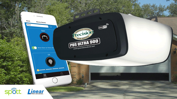 PDS 900 Garage Door Opener & Garage Door Opener Repair and New Installation By Precision | Repair ...