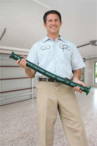 Garage Door Spring Repair Technician